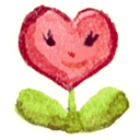 128x128px size png icon of Favourite2