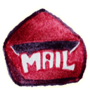 128x128px size png icon of Mail3
