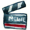 128x128px size png icon of Movie