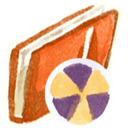 Red Burn Icon