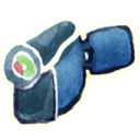 128x128px size png icon of Video