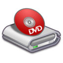 128x128px size png icon of Hardware DVD ROM