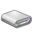 128x128px size png icon of Hardware Disc Drive