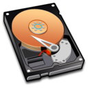 128x128px size png icon of Hardware HardDrive