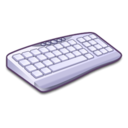 128x128px size png icon of Hardware Keyboard