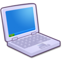 128x128px size png icon of Hardware Laptop 1