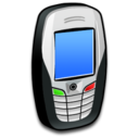 128x128px size png icon of Hardware Mobile Phone