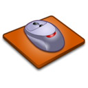 128x128px size png icon of Hardware Mouse 2