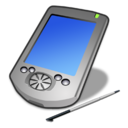 128x128px size png icon of Hardware My PDA 01