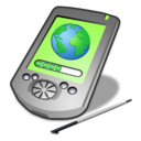 128x128px size png icon of Hardware My PDA 04