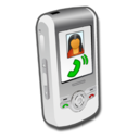 128x128px size png icon of Hardware My Phone Calling