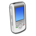 128x128px size png icon of Hardware My Phone ON