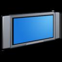 128x128px size png icon of Hardware Plasma TV 1