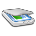 128x128px size png icon of Hardware Scanner 2