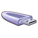 128x128px size png icon of Hardware USB Storage