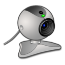 128x128px size png icon of Hardware Webcam
