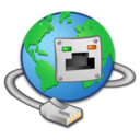 128x128px size png icon of Network Internet Connection