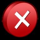 128x128px size png icon of Symbols Error
