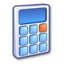128x128px size png icon of System Calc