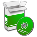 128x128px size png icon of System Install 3