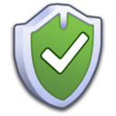 128x128px size png icon of System Security Firewall ON