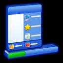 128x128px size png icon of System Taskbar Start Menu