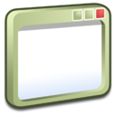 Windows Olive Icon
