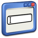 128x128px size png icon of Windows Run