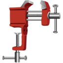 128x128px size png icon of Vise