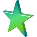 128x128px size png icon of Favorite