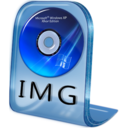 128x128px size png icon of IMG File
