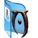 128x128px size png icon of Oblivion Files