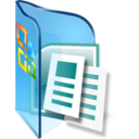 128x128px size png icon of XLSX Files