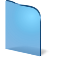 128x128px size png icon of Live Folder Back