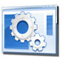 128x128px size png icon of BATCH File