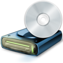 128x128px size png icon of CD-ROM Drive