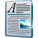 128x128px size png icon of Default Document