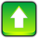 128x128px size png icon of Button Upload