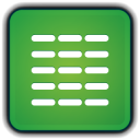 128x128px size png icon of File Spreadsheet