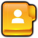 128x128px size png icon of Folder Profiles