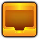 128x128px size png icon of Inbox
