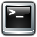 128x128px size png icon of Mac Terminal