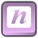 128x128px size png icon of Microsoft One Note