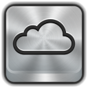 128x128px size png icon of iCloud