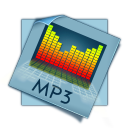 filetype mp 3 Icon