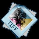 128x128px size png icon of filetype tif