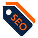 128x128px size png icon of Seo Tags