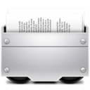 128x128px size png icon of 1 Documents