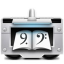 128x128px size png icon of 1 Library