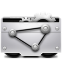128x128px size png icon of 1 Utilities